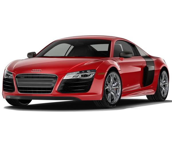 EVA коврики на Audi R8 2007 - 2015