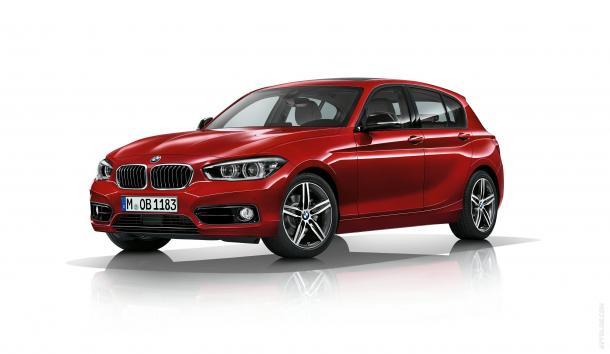 EVA коврики на BMW 1 (F20/F21) 2011- наст. время