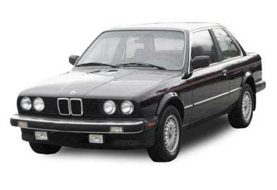 EVA коврики на BMW 3 (Е30) 1982-1994