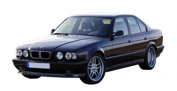 EVA коврики на BMW 5 (Е34) 1988 - 1997