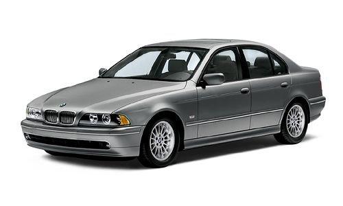 EVA коврики на BMW 5 (Е39) 1995 - 2003