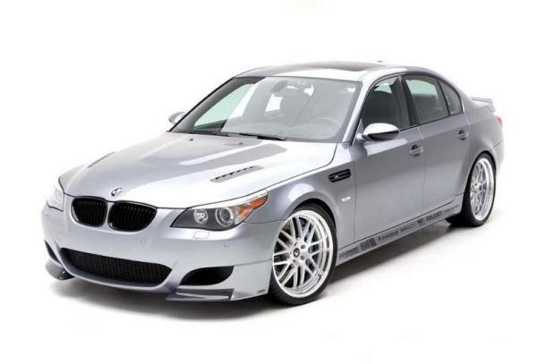 EVA коврики на BMW 5 (Е60) 2002 - 2010