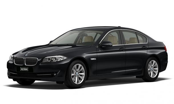 EVA коврики на BMW 5 4WD (F10/F11) 2013 - наст. время