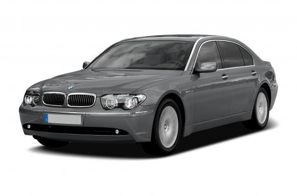 EVA коврики на BMW 7 (E66) 2001 - 2008 long