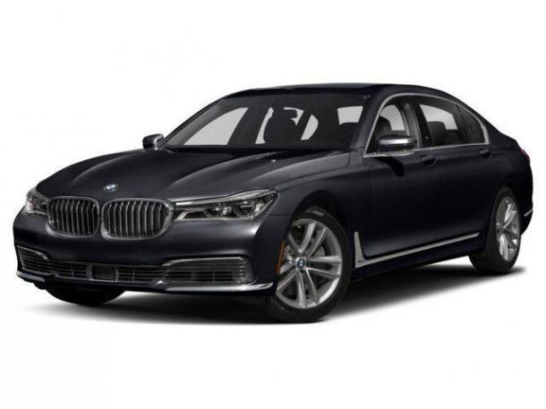 EVA коврики на BMW 7 серия VI (G12) long 2015- наст. время