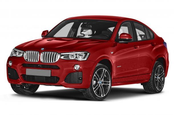 EVA коврики на BMW Х4 (F26) 2014 - наст. время