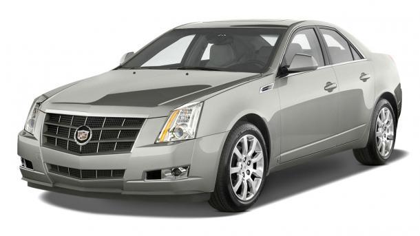 EVA коврики на Cadillac CTS 2002 - 2013 4WD