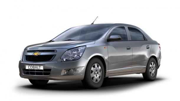 EVA коврики на Chevrolet Cobalt 2011 - наст. время