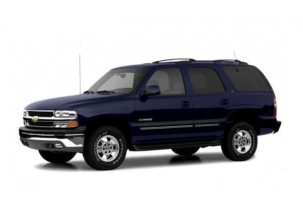 EVA коврики на Chevrolet Tahoe II 1999 - 2006