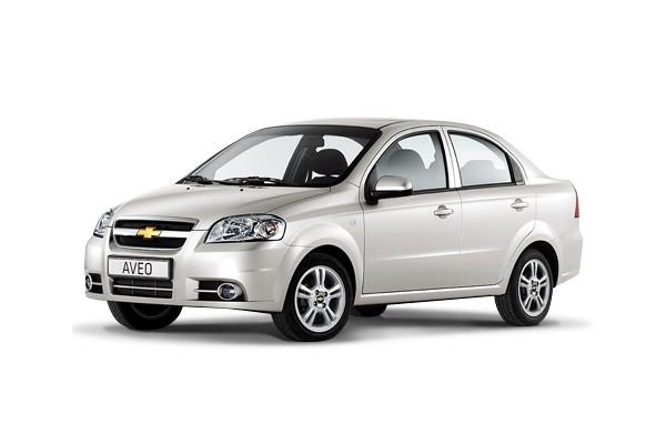 EVA коврики на Chevrolet Aveo 2003 - 2012