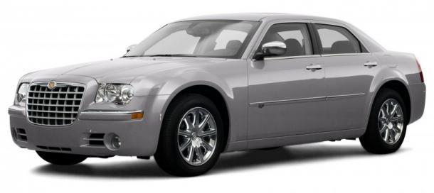 EVA коврики на Chrysler 300C 2004 - 2010
