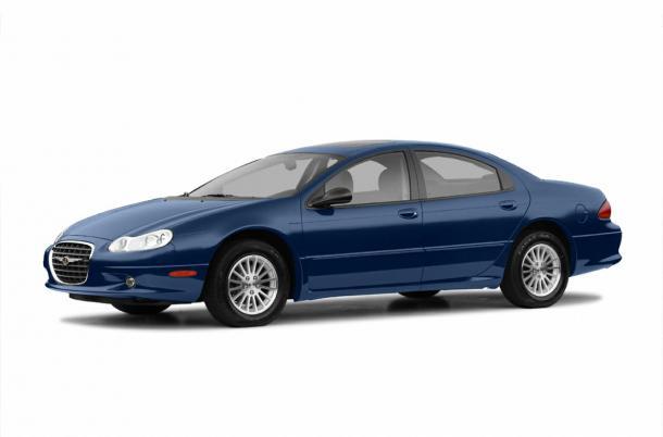EVA коврики на Chrysler 300М 1998-2004