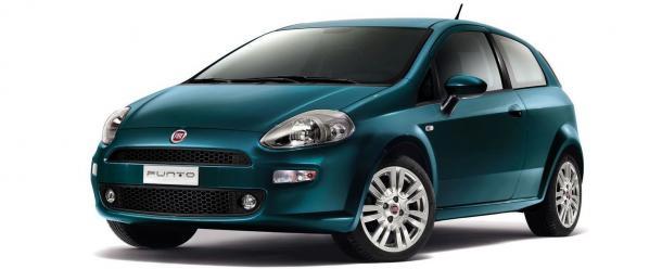 EVA коврики на Fiat Grande Punto III 2005 - 2009