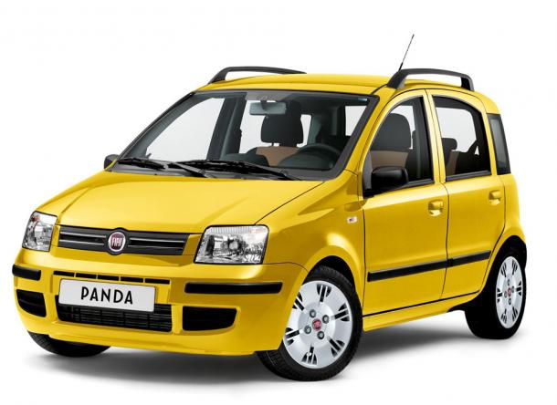 EVA коврики на Fiat Panda II 2003 - 2012