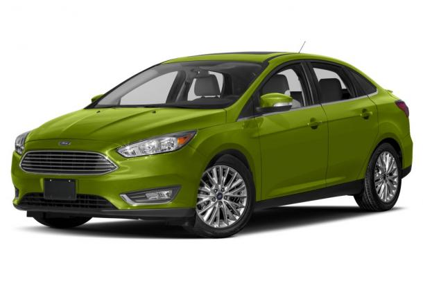 EVA коврики на Ford Focus III2015 - наст. время
