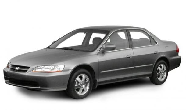 EVA коврики на Honda Accord VI (правый руль) 1998 - 2002