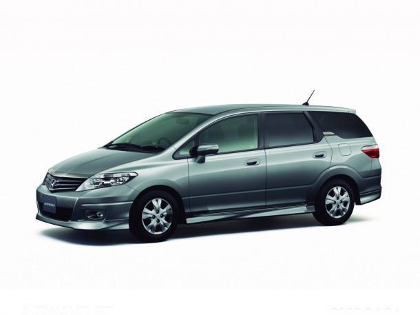 EVA коврики на Honda Airwawe 2004-2010