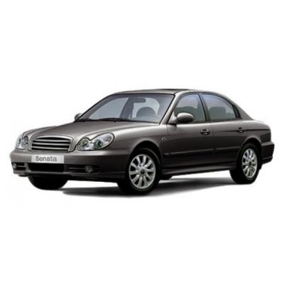 EVA коврики на Hyundai Sonata IV (EF) 1998 - 2011 Тагаз