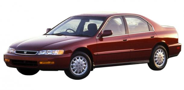 EVA коврики на Honda Accord V пр.руль 1993-1997