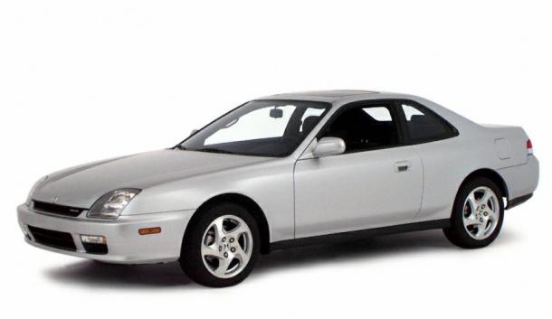 EVA коврики на Honda Prelude V (левый руль) 1996 - 2001
