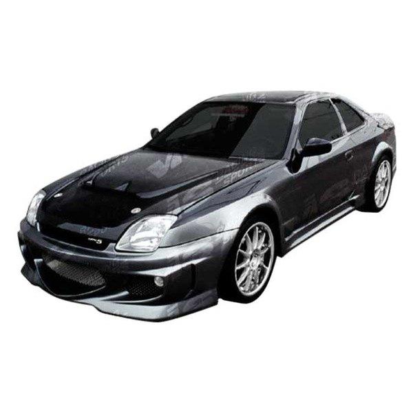 EVA коврики на Honda Prelude V (правый руль) 1996 - 2001