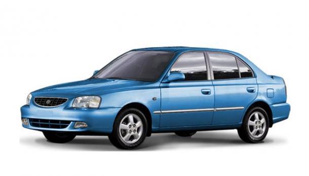 EVA коврики на Hyundai Accent 1999 - 2012