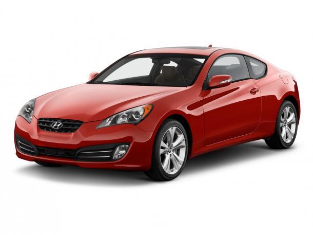 EVA коврики на Hyundai Genesis (купе) 2008 - 2011