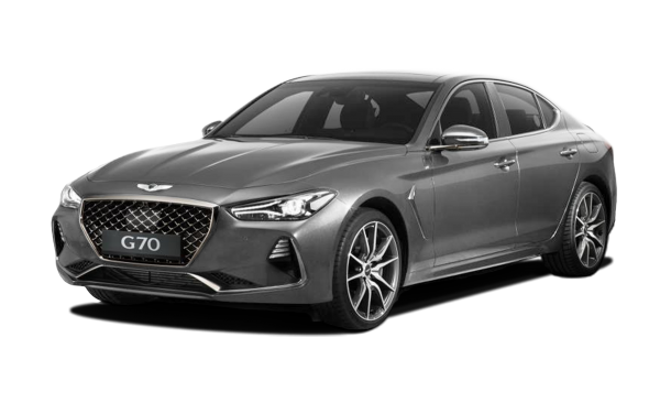 EVA коврики на Hyundai Genesis G70 I 2017-наст.время