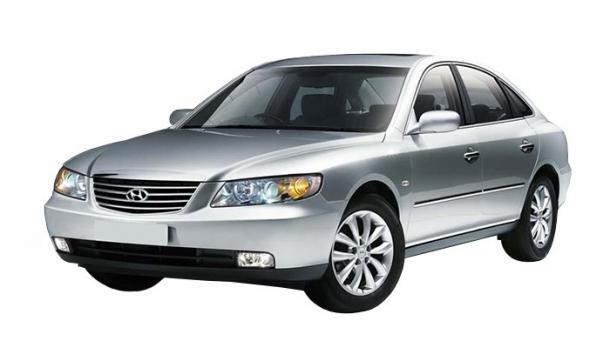 EVA коврики на Hyundai Grandeur IV 2005 - 2011