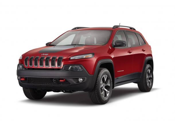 EVA коврики на Jeep Cherokee (KL) 2014 - наст. время