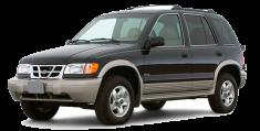 EVA коврики на KiaSportage I 1993 - 2006