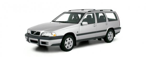 EVA коврики на VolvoS70 / V70 1997 - 2000