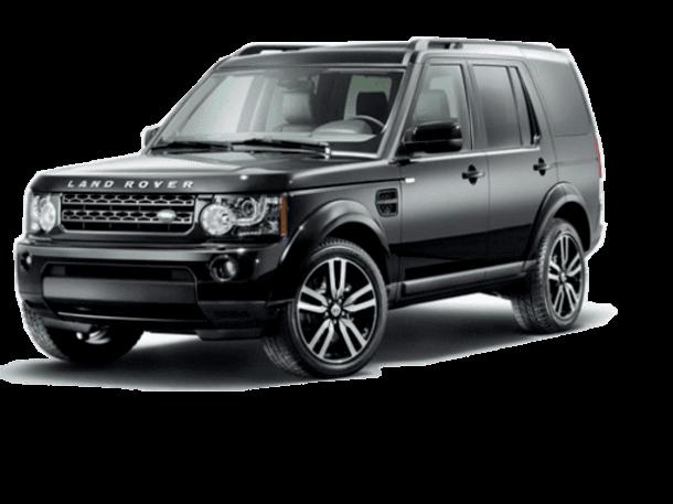 EVA коврики на Land Rover Discovery IV 2009 - 2016