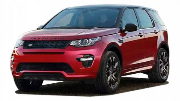 EVA коврики на Land Rover Discovery Sport 2014 - наст. время