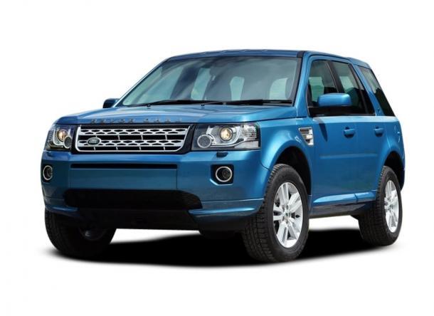 EVA коврики на Land Rover Freelander II 2012 - 2014