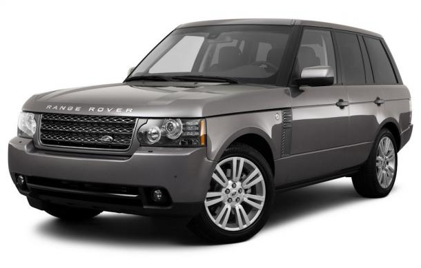 EVA коврики на LAND ROVER RANGE ROVER VOGUE 2002-2014