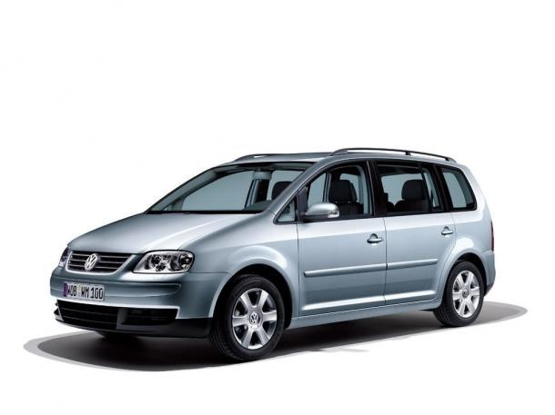 EVA коврики на VolkswagenTouran 2003 - 2010