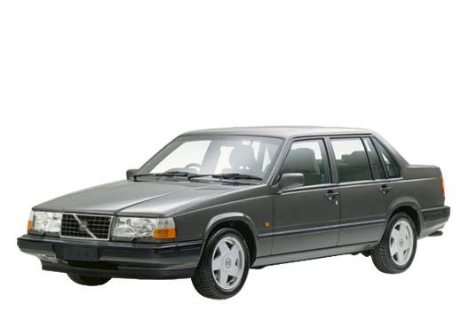 EVA коврики на Volvo 940 1988 - 1998