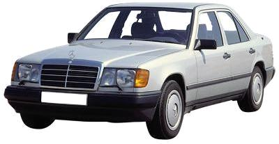 EVA коврики на Mercedes Е-класс W124 1992 - 1996