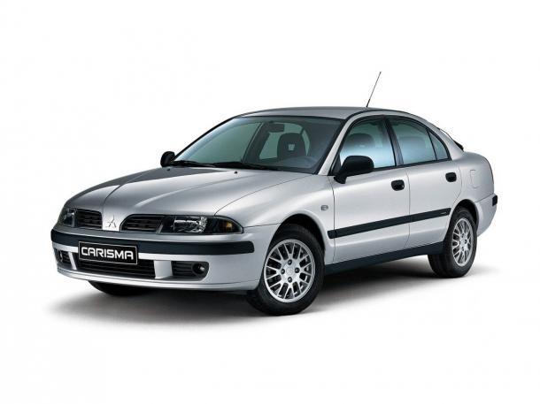 EVA коврики на Mitsubishi Carisma 1995 - 2003