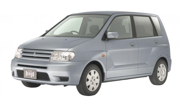 EVA коврики на Mitsubishi Dingo пр.руль (1998-2003) салон