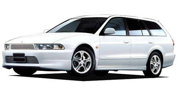EVA коврики на Mitsubishi Legnum/Galant VIII 4WD (правый руль) 1996-2002