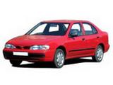 EVA коврики на Nissan Almera (N15) 1995 - 2000