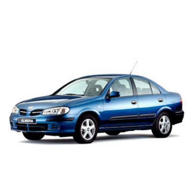 EVA коврики на Nissan Almera (N16) 2000 - 2006