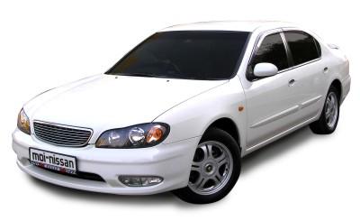 EVA коврики на Nissan Maxima V1999 - 2006 (A33)