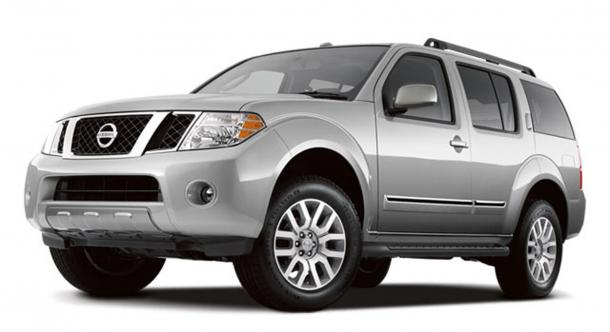 EVA коврики на Nissan Pathfinder (R51) 2010 - 2014
