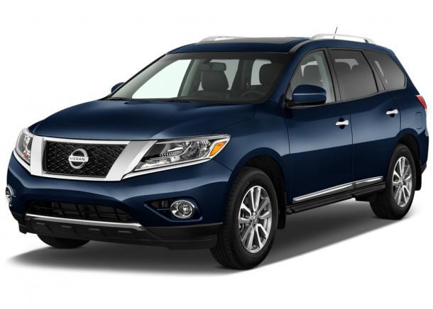 EVA коврики на Nissan Pathfinder R52 2014 - наст. время