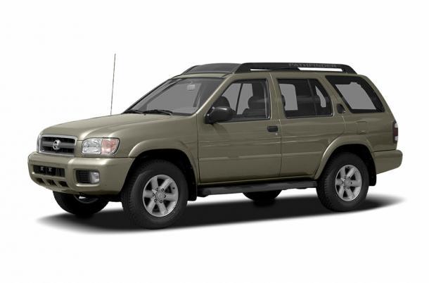 EVA коврики на Nissan Pathfinder II (1995-2004)