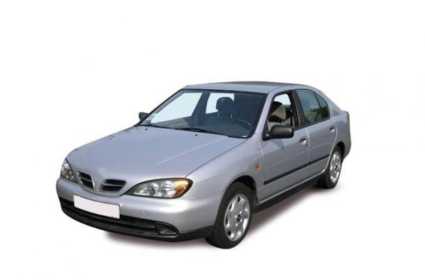 EVA коврики на Nissan Primera (P11, правый руль) 1995 - 2002