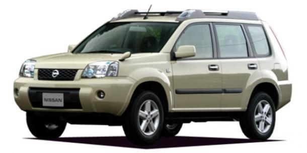 EVA коврики на Nissan X-Trail (T30, правый руль) 2001 - 2007